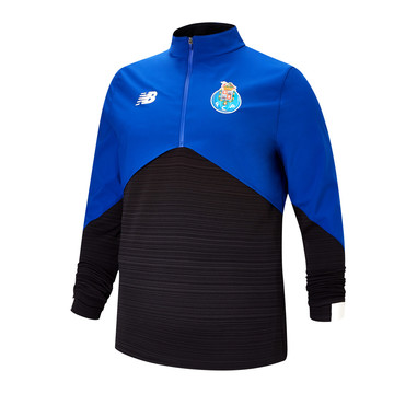 Sweat zippé FC Porto Elite bleu 2019/20