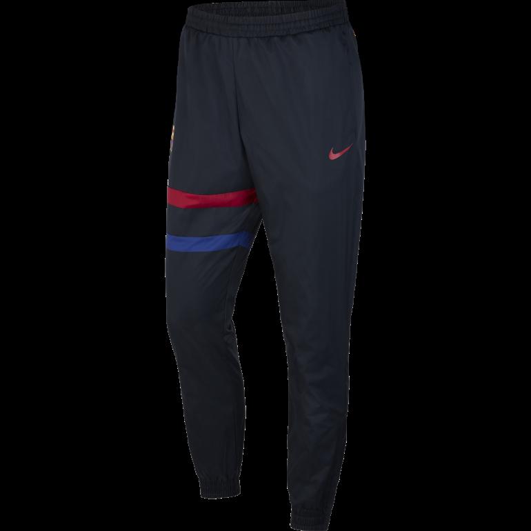 Pantalon survêtement FC Barcelone micro fibre noir 2019/20