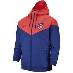 Coupe vent Atlético Madrid bleu rouge 2018/19