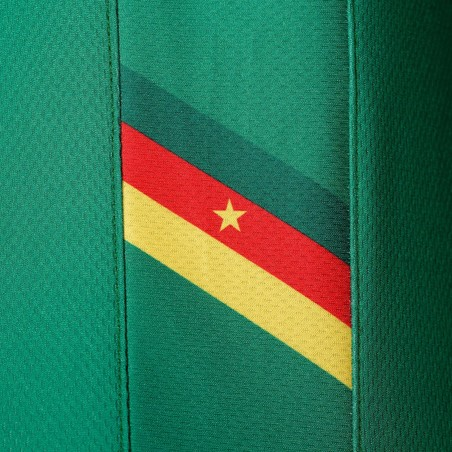 Maillot Cameroun domicile 2019
