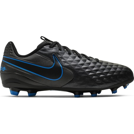 Tiempo Legend junior 8 ACADEMY FG/MG noir bleu 2019/20