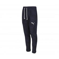 Pantalon survêtement OM molleton bleu foncé 2019/20