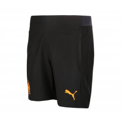 Short entraînement OM micro fibre noir orange 2019/20