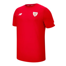 Maillot entraînement Athletic Bilbao rouge 2019/20