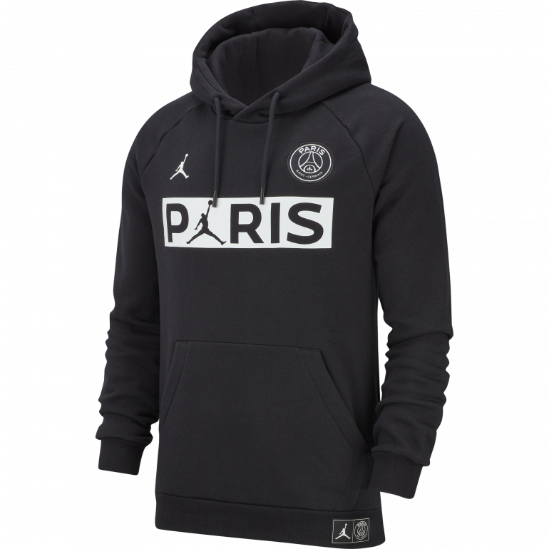 Sweat Jumpman PSG Jordan noir 2019/20