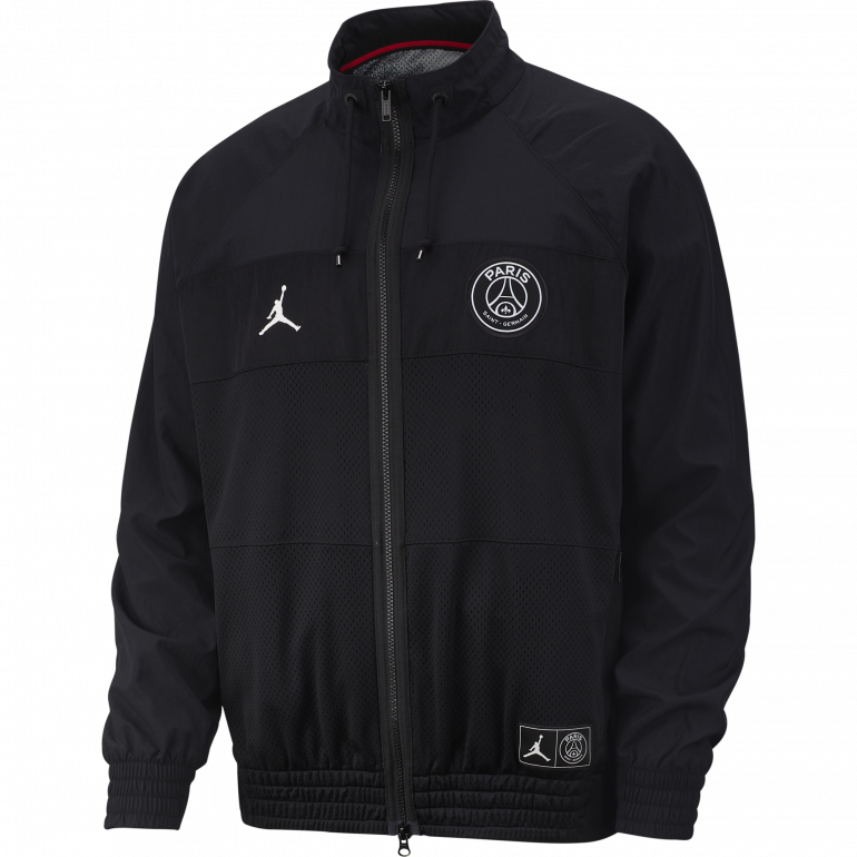 Veste PSG Jordan Lifestyle noir 2019/20