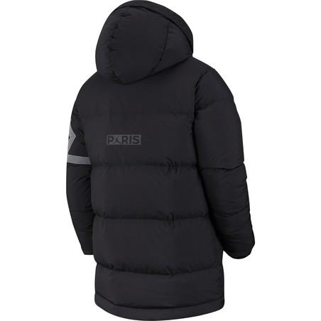 Manteau PSG Jordan noir 2019/20