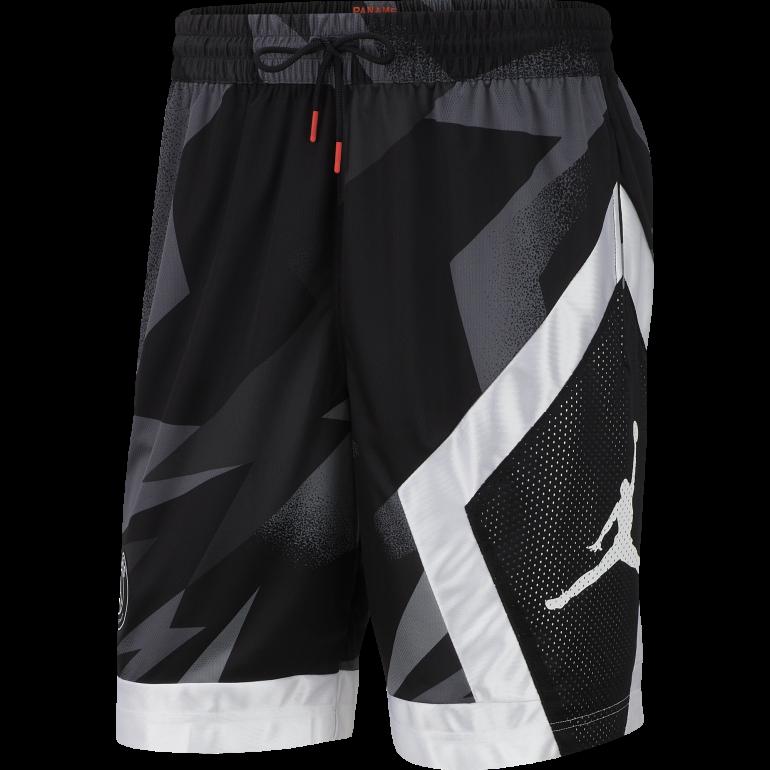 Short PSG Jordan Lifestyle graphic gris 2019/20