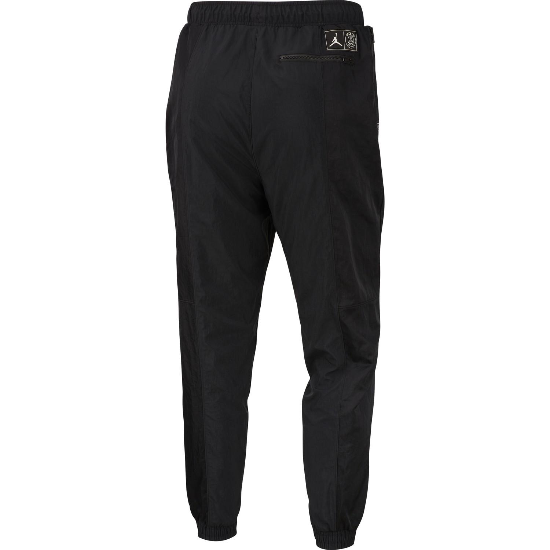 Pantalon survêtement PSG Jordan Lifestyle noir 201920