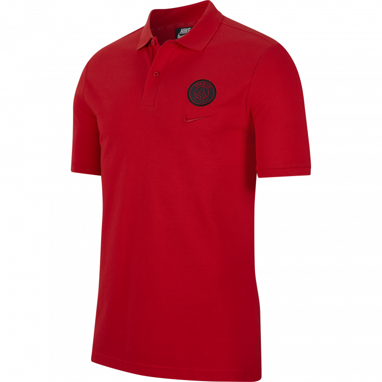 Polo PSG rouge 2019/20