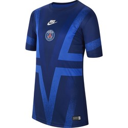Maillot avant match junior PSG bleu 2019/20