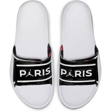 Sandales PSG Jordan Hydro 7 V2 blanc