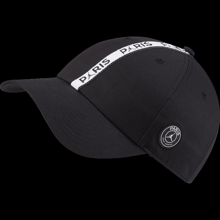 Casquette PSG JORDAN H86 noir 2019/20