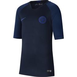 Maillot entraînement junior Chelsea noir bleu 2019/20