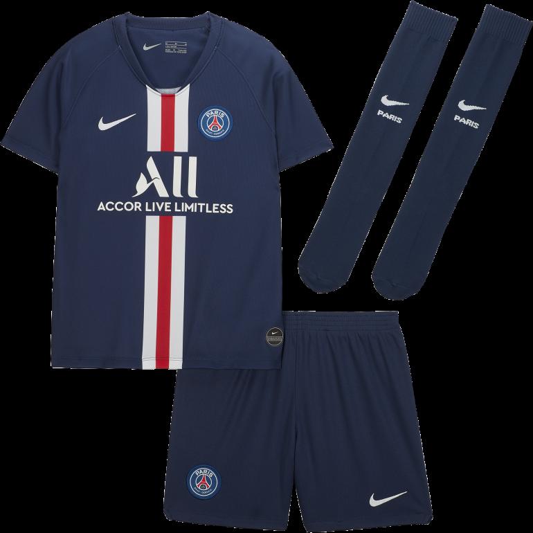 Tenue enfant PSG domicile 2019/20