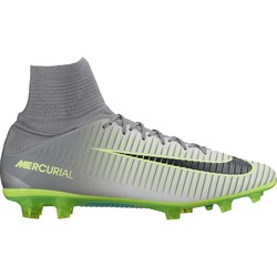 Men's Nike Mercurial Veloce III (FG) Firm-Ground Football Boot BLACK OR GREY