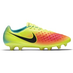 Men's Nike Magista Opus II (FG) Firm-Ground Football Boot YELLOW