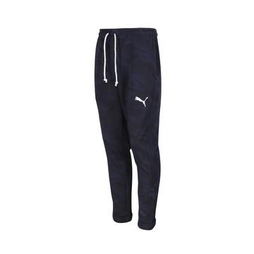 Pantalon survêtement junior OM molleton bleu foncé 2019/20A
