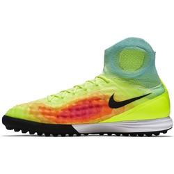 Men's Nike MagistaX Proximo II (TF) Turf Football Boot YELLOW