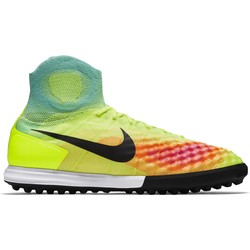 Men's Nike MagistaX Proximo II (TF) Turf Football Boot YELLOW