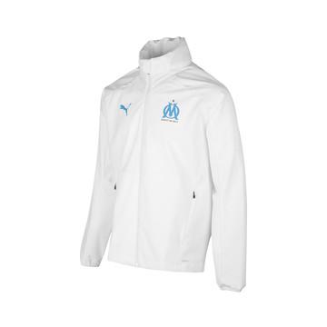 Veste imperméable OM blanc 2019/20