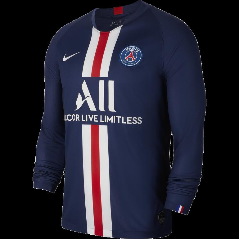 Maillot manches longues PSG domicile 2019/20