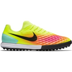Men's Nike MagistaX Finale II (TF) Turf Football Boot YELLOW