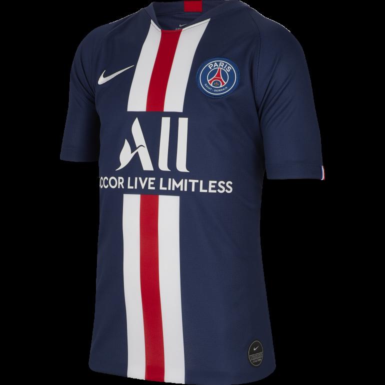 Maillot junior PSG domicile 2019/20