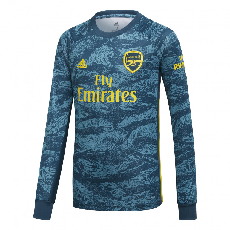 Maillot Gardien junior Arsenal domicile 2019/20