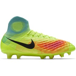 Men's Nike Magista Obra II (FG) Firm-Ground Football Boot YELLOW