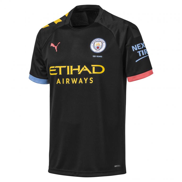 Maillot Manchester City extérieur 2019/20 + flocage