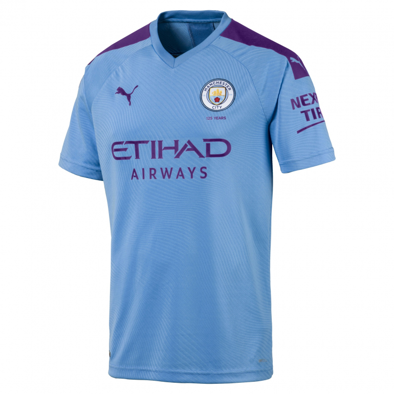 Maillot Manchester City domicile 2019/20