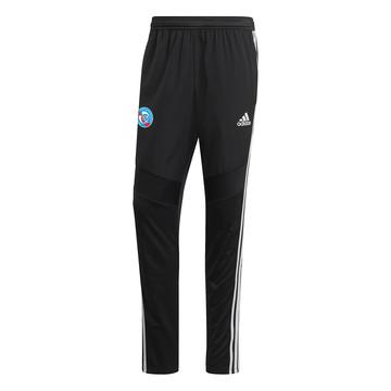 Pantalon survêtement RC Strasbourg noir 2019/20