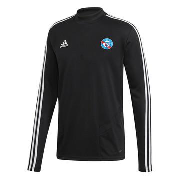 Sweat RC Strasbourg noir 2019/20