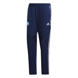 Pantalon survêtement RC Strasbourg micro fibre bleu 2019/20