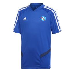Maillot entraînement junior RC Strasbourg bleu 2019/20