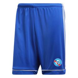 Short entraînement RC Strasbourg bleu 2019/20