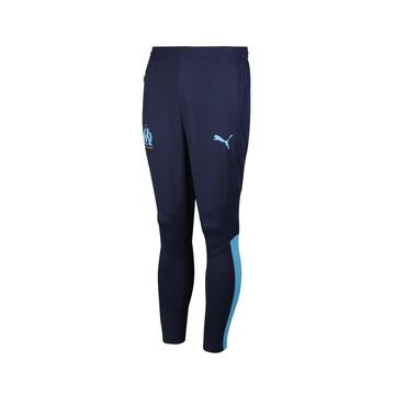 Pantalon entraînement junior OM bleu foncé 2019/20
