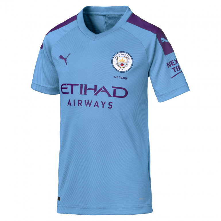 Maillot junior Manchester City domicile 2019/20