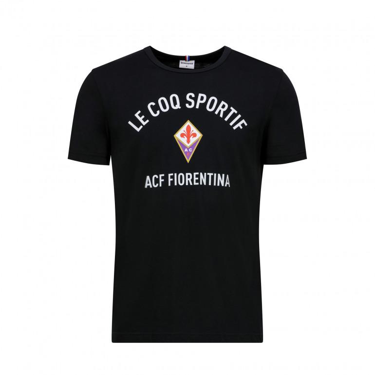 T-shirt Fiorentina noir 2019/20