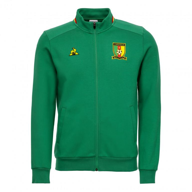 Veste entraînement Cameroun vert 2019/20