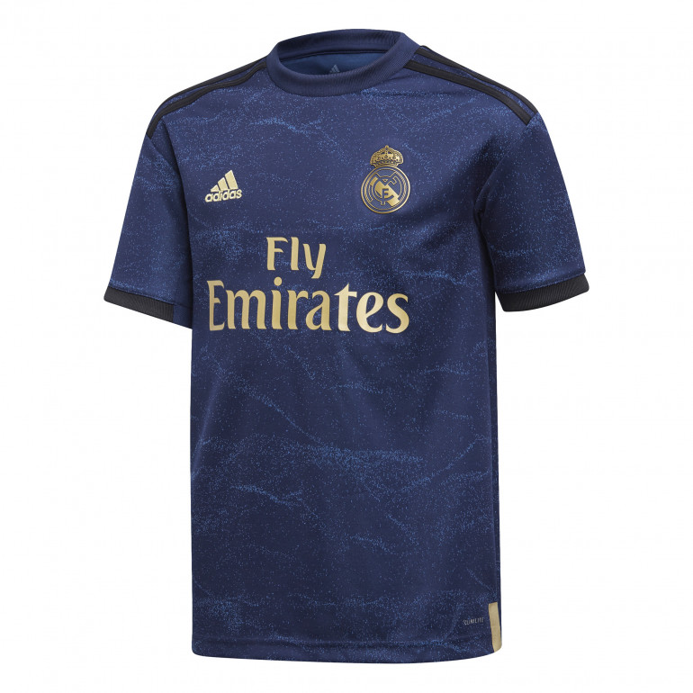 Maillot junior Real Madrid extérieur 2019/20