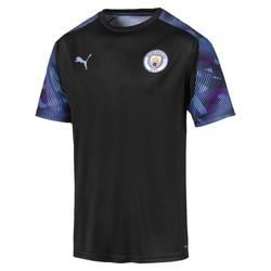 Maillot entraînement Manchester City noir violet 2019/20