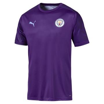 Maillot entraînement Manchester City violet 2019/20