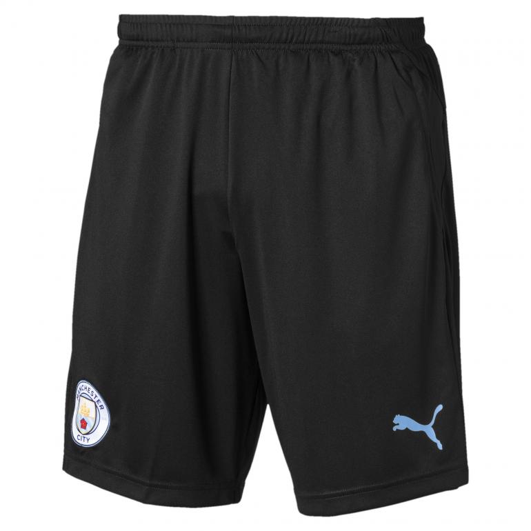 Short entraînement Manchester City noir 2019/20