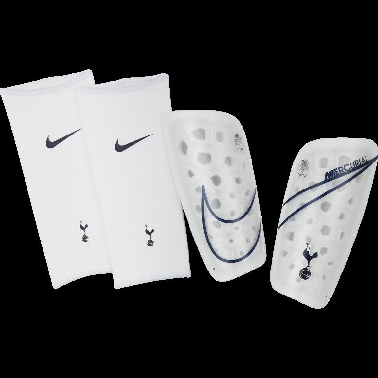 Protège tibias Tottenham blanc 2019/20