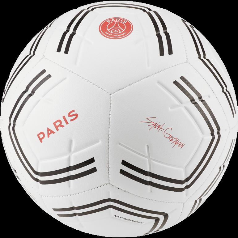 Ballon PSG Jordan Strike blanc 2019/20