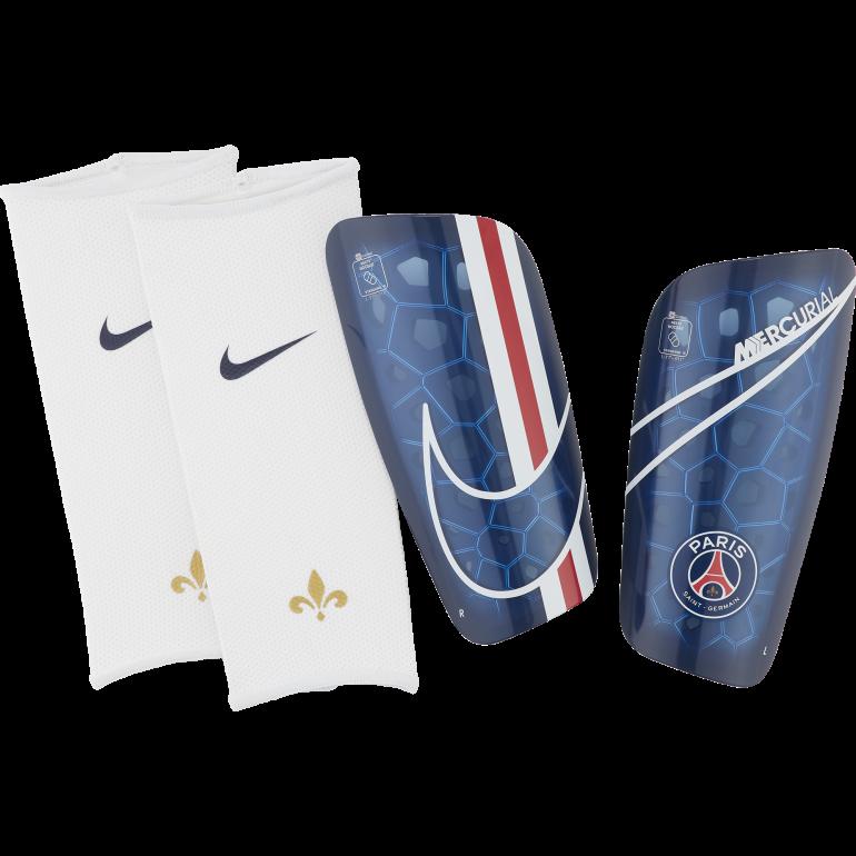 Protège tibias PSG bleu 2019/20