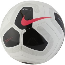 Ballon Premier League Pitch blanc noir 2019/20
