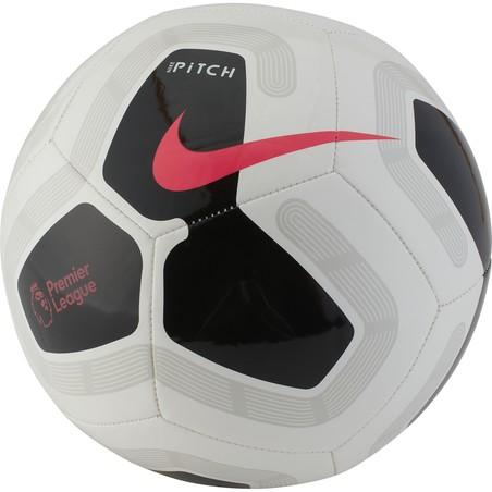 Ballon Premier League Pitch blanc noir 2019/20